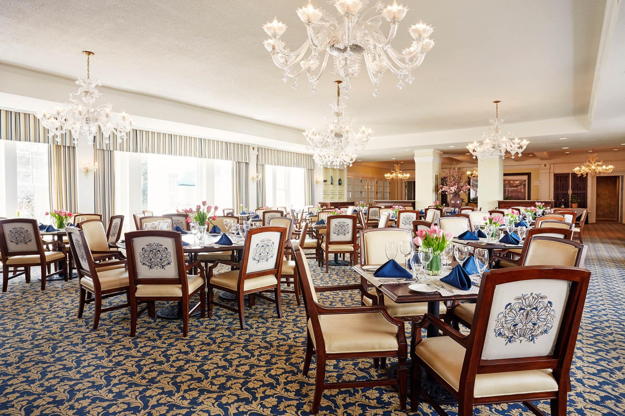 Carolina Dining Room Pinehurst Resort