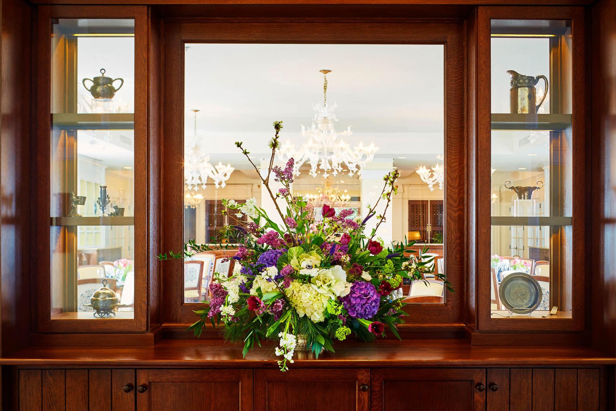 Carolina Dining Room Pinehurst Resort Glav 233 Amp Holmes