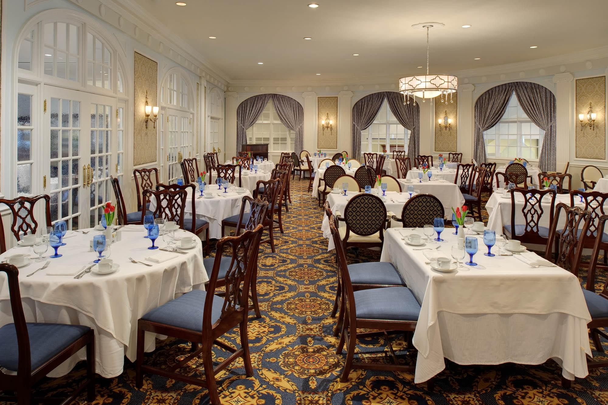 Regency Dining Room Hotel Roanoke