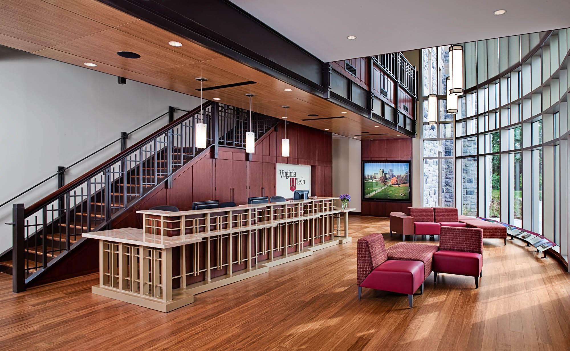 Visitors Undergraduate Admissions Center Virginia Tech